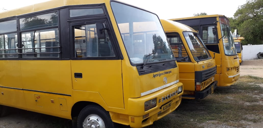 all kind of bus available in thoothukudi