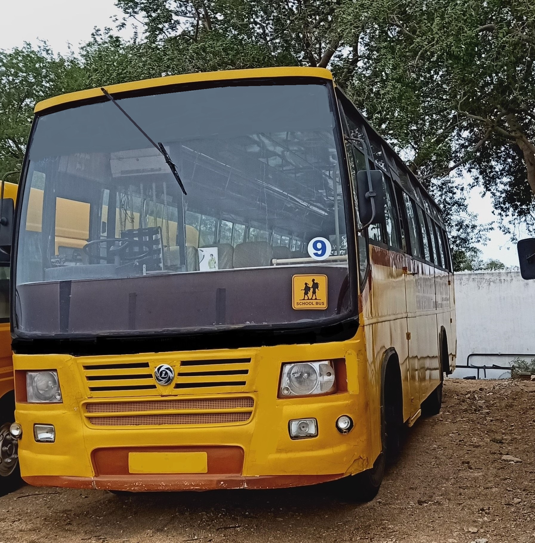 bus for sale available at asmitha bus service in thoothukudi